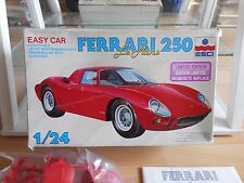 Model kit ESCI Ferrari 250 Le Mans on 1:24 in Box