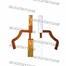 ELECTRIC BRUSH FLEX CABLE FLAT PER TAMRON 17-50 ATTACCO CANON CONNECTOR NUOVO