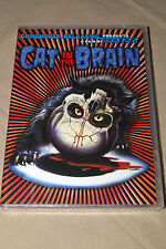 A Cat in the Brain - Deluxe Edition (DVD 2009 Grindhouse) LUCIO FULCI UNCENSORED