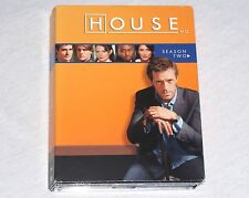 House MD Complete Second Season 2 Two 6-DISC DVD SET