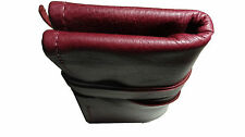 Leather roll up Watch Storage case 2 pouch Travel Case Collectors  LOTHS UK