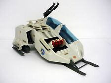VINTAGE COBRA WOLF GI Joe Action Figure Vehicle COMPLETE 1987
