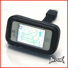 IPHONE 4 / 5 Motorcycle Holder - Uni Fit - Yamaha Suzuki Honda Kawasaki Ducati