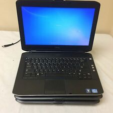 "Lot of 3 Dell Latitude E5430 14""(500GB, Intel Core i5 3rd Gen.2.6GHz 8GB"