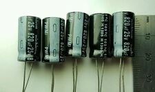 5 x 25v 820uF Capacitors - LCD / PLASMA TV Repair Kit Replacement 10v 16v ESR UK