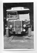 tm3595 - Comfy Coach Bus - OY 1060 - photograph