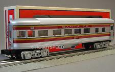 LIONEL SANTA FE CHIEF OBSERVATION CAR 3261 o gauge 6-30178 passenger 6-35246