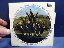 PETITS CHANTEURS A LA CROIX DE BOIS Le clocherde Saint Malo LUTECE LU 45101L
