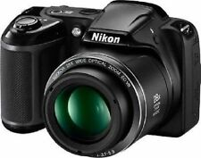 Nikon Coolpix L340 20.2MP Point And Shoot Digital Camera 28x + 2YR Wrnty SMP3