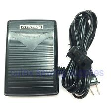 Foot Control Pedal With Cord #30990 For Pfaff, Singer Sewing Machines