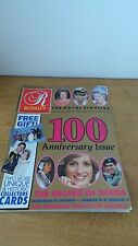 PRINCESS DIANA UK Royalty Magazine Vol 9 No 4 100 ANNIVERSARY ISSUE W/POSTCARDS