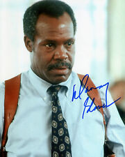 Danny Glover - Roger Murtaugh - Lethal Weapon - Signed Autograph REPRINT