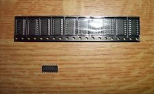 20x 74HC595D SO16 (RM 1,27mm) 8-Bit Schieberegister mit Latch