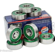 8 Skateboard Extended SI3N4 Ceramic Bearing Built-in Spacers Bearings 16855