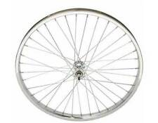 "BICYCLE STEEL FRONT WHEEL 24"" X 2.125 CRUISER LOWRIDER CHOPPER BMX BIKES NEW!"
