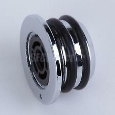 Chrome Plated Metal Hat Tone Tunning Knob for Fender Tele Electric Guitar Bass