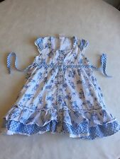Girls Clothes 3-4 Years-Pretty  Summer Dress-Combine Postage & Save