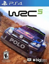 WRC 5: FIA World Rally Championship (SONY Playstation 4 PS4) NEW