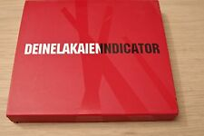 DEINE LAKAIEN INDICATOR   2CD  DIGIPACK LIMITED