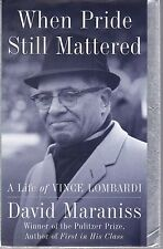 When Pride Still Mattered Life of Vince Lombardi  Green Bay Packers