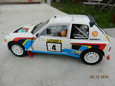 PEUGEOT 205 T16 Gr.B 1000 Lakes 84 1/18 Ottomobile  Turbo 16 GTI Rallye