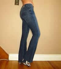 $169 Seven 7 For All Mankind A-Pocket Flare Jeans Vintage Dark BROC 27 New