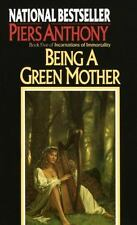 Being a Green Mother (Incarnations of Immortality, Book Five)-ExLibrary