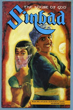 Sinbad Book 2 #1 1991 The House of God Arabian Nights Jones MC Wyman Adventure