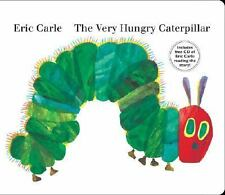 The Very Hungry Caterpillar by Eric Carle (2007, Board Book / Board Book)