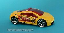 2013 Hot Wheels Loose Mitsubishi Eclipse Concept Yellow Brand New Combine Ship