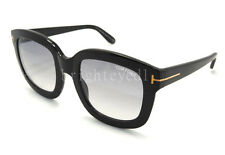 Authentic TOM FORD Christophe Black Sunglasses FT TF 279 - 01B *NEW*