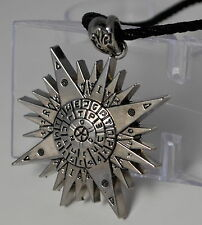 D.Gray-Man | The Rose Cross Necklace S (Stylish Cosplay Jewellery, Perfect Gift)