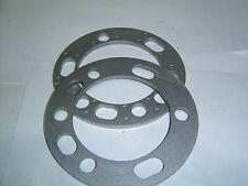 5 or 6 Stud Universal Wheel Spacers 6mm Car  4WD Trailer Etc Sent Registered Pos