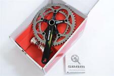 SRAM S500 ROAD DOUBLE CHAINWHEEL SET 53/39 TEETH 10 SPEED 175mm SALE 40% OFF RRP