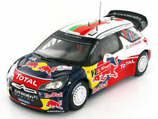 Citroen DS3 WRC Ogier - Ingrassia Winner Rally Portugal 2011 1:18
