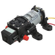100PSI 4L/min alta pressione a membrana pompa ad acqua 12V AUTO Marine BARCA