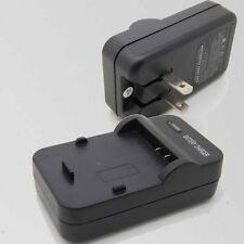 WallHome Battery Charger For D-LI7 Pentax Optio 450 550 555 750 750Z MX MX4_SX