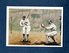 LC11 TY COBB, Tigers 1994 Ted Williams Card Co./Locklear Collection + BONUS