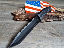 Hunting Jagdmesser Messer Knife Bowie Knies Buschmesser Costello Ascia Machete