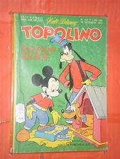 WALT DISNEY -TOPOLINO libretto- n° 942- (L) - originale mondadori- anni 60/70