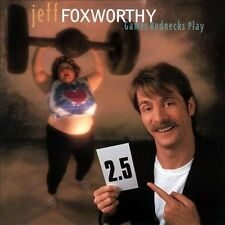 Games Rednecks Play by Jeff Foxworthy (CD, Jul-1995, Warner Bros.)