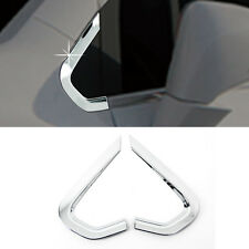Chrome A-Pillar Garnish Molding Trim C175 For CHEVROLET 2013-2016 2017 Trax Gsuv