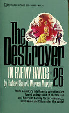 The Destroyer #26: In Enemey Hands-Richard Sapir & Warren Murphy-Pinnacle PB