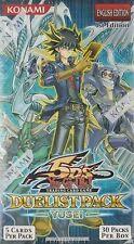 Yu-Gi-Oh Duelist Pack Yusei Booster Box