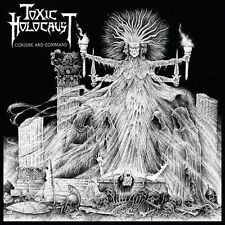 Toxic Holocaust - Conjure and Command CD Speed Thrash Metal Import