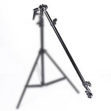 Extendable Reflector Arm Holder Mounting Bracket Hold Swivel Head For Photograph