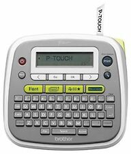 New - Brother P touch Personal Label Maker Labeler Electronic Graphical Display