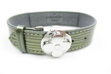 Auth Louis Vuitton Good luck Cyber Epi Leather Bracelet M99083 LA1087