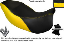 BLACK & YELLOW CUSTOM FITS BMW ADVENTURE R 1150 GS DUAL STANDARD & LOW COVER