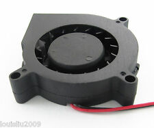 Brushless DC Cooling Blower Fan 12V 60mm x 60 mmx15mm